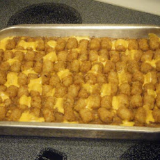 Tater Tot Hotdish, Still Simple, but Better!