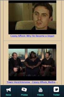 Casey Affleck Exposed - screenshot