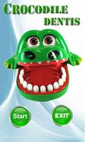 Screenshot of Crocodile Dentist Game(Cute!)