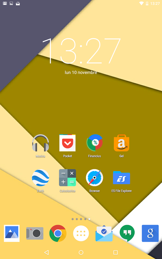 Iride UI - Icon Pack Screenshot 10