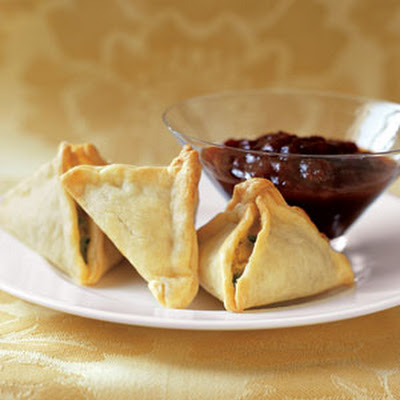 Quick and Easy Samosas