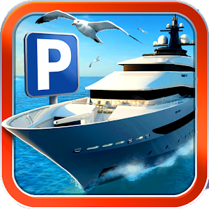 Cover art 3D Boat Parking Simulator Game
