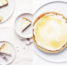 Goat Cheese & Honey Tart