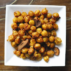 Cook the Book: Smoky Fried Chickpeas