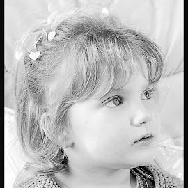 Violetta is 5 today. by Simon Page - People Family