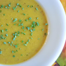 Butternut Squash Soup With Herbes De Provence