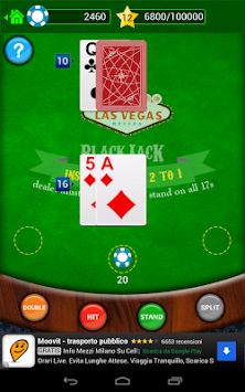 BlackJack 21 Free 154062 APK screenshot thumbnail 9