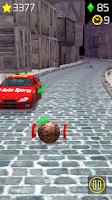 Screenshot of 3D Zombie Ant Smash Ball Run