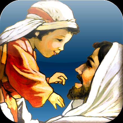 The Children's Bible's 書籍 App LOGO-硬是要APP