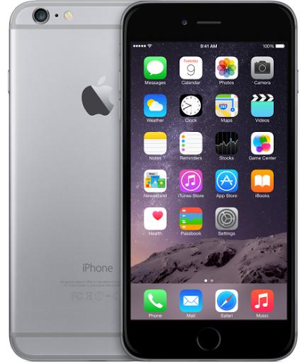Apple iPhone 6 - 128GB - Gray