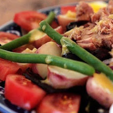 A Perfect Salade Nicoise