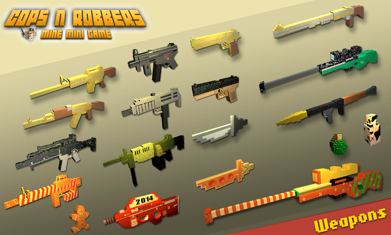 Cops N Robbers - FPS Screenshot 1