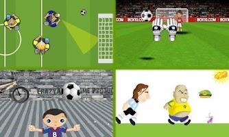Screenshot of Soccer games