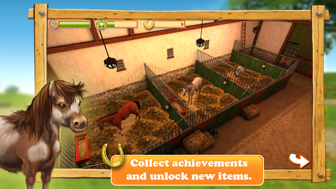 HorseWorld 3D LITE Screenshot 18