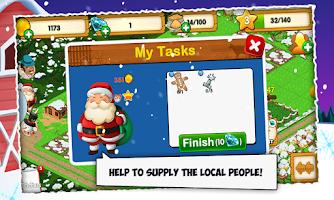 Screenshot of My little Farm - Winter