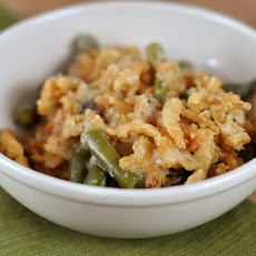 Make-Ahead Green Bean Casserole