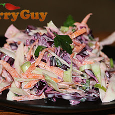Indian Style Lime & Chilli Coleslaw