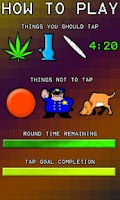 Screenshot of Stoner Tap