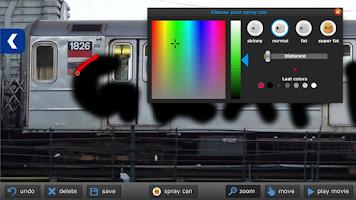 Screenshot of Graffiti Unlimited