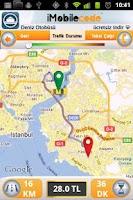 Screenshot of Taksimetre