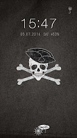 Screenshot of DIY Pirate Live Locker Theme