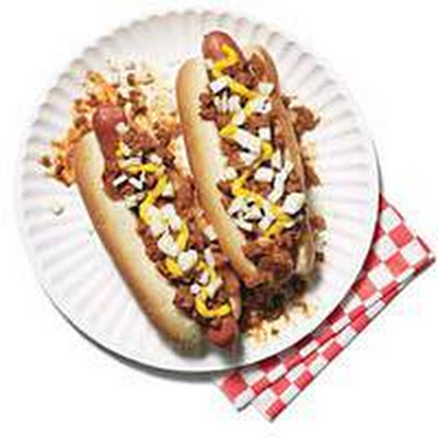 Classic Coney Island Hot Dogs