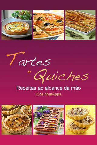 iCozinhar Tartes e Quiches
