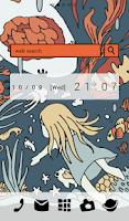 Screenshot of Cute wallpaper★Water World