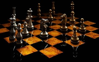 Screenshot of Chess Game