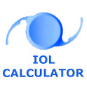 IOL CALCULATOR icon