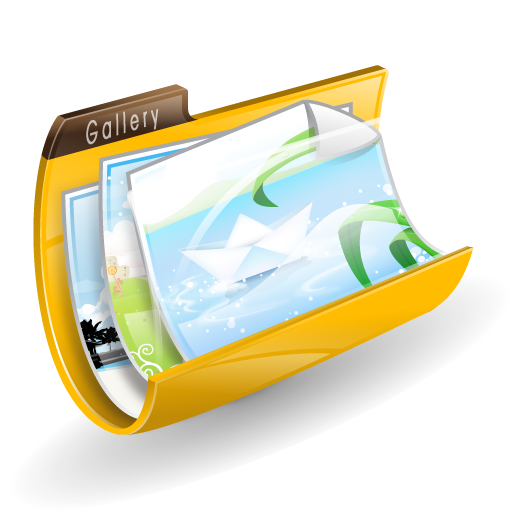 Cool 3D Gallery LOGO-APP點子
