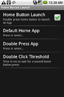 Screenshot of Quick Launch (App Launcher)