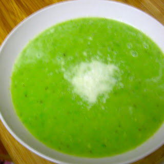 Peppery Pea Soup
