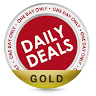 Daily Deals GOLD icon