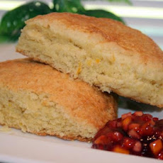 Sweet Southern Orange Scones