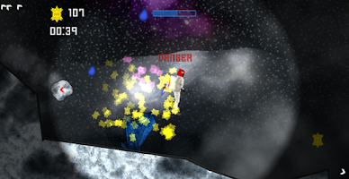 Screenshot of ASTRONAUT