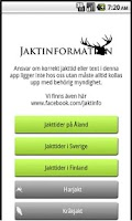 Screenshot of Jakt info Lite