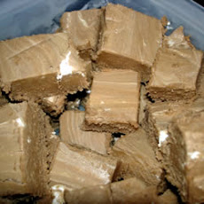 Peanut Choc-Scotch Fudge