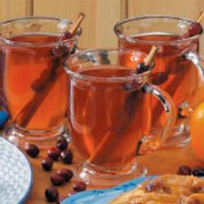 Cranberry Apple Cider
