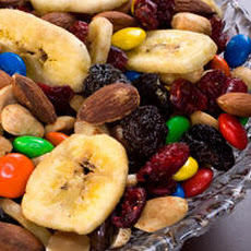 Nutty Trail Mix Recipe
