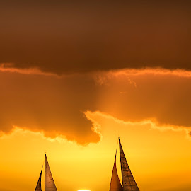 by Peter Chien - Landscapes Sunsets & Sunrises