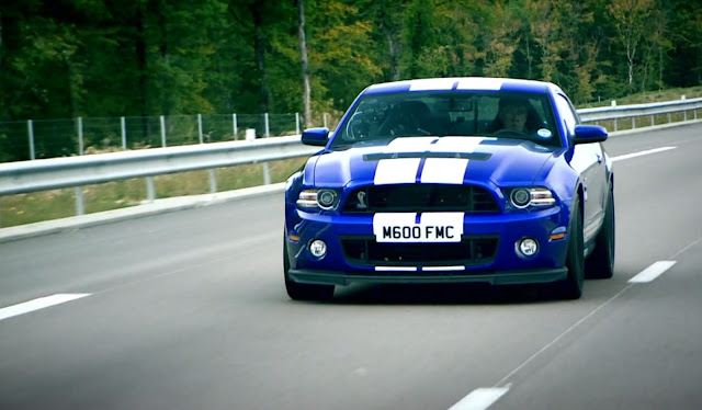Clarkson Mustang