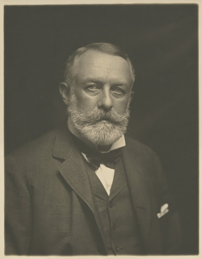 Henry Clay Frick worked his way from a rural Mennonite community in Pennsylvania to become the prosperous co-owner of a coke business in Pittsburgh,  where he lived with his wife, Adelaide. In 1905, he moved to New York, where he established himself among the preeminent art collectors of his age. In 1913, he began to build an impressive mansion on Fifth Avenue, largely to house his increasingly celebrated holdings. The Frick home and collection were opened to the public upon his wife's death.