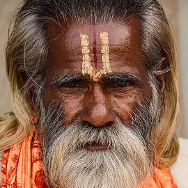 Ramayiah by Rakesh Syal - People Portraits of Men