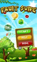 Screenshot of Fruit Swipe