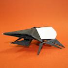 Beetle Origami 3 icon