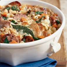 Shortcut Chicken Cassoulet