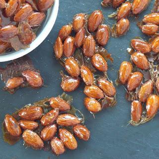 Honey Roasted Almonds No Sugar Recipes