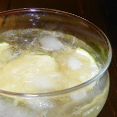 Caipirinhia (Brazilian Cocktail)