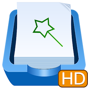 File Expert HD with Clouds - an advanced Android file manager app
